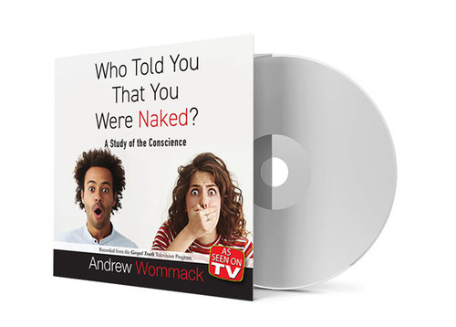DVD TV Album - Who Told You That You Were Naked