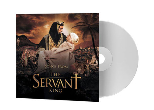 Songs From the Servant King - CD