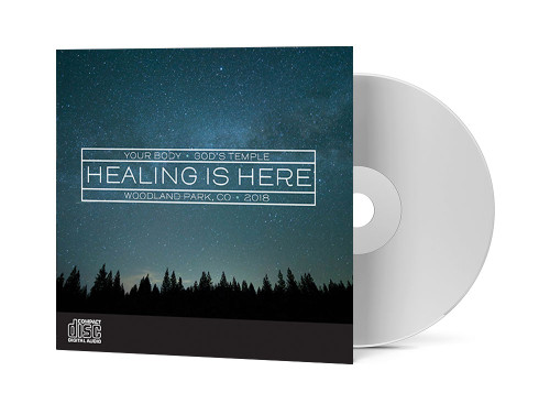 CD Album - Healing is Here 2018 Conference