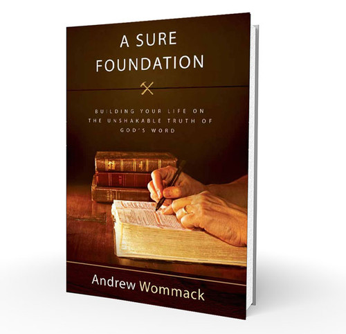 Book - A Sure Foundation
