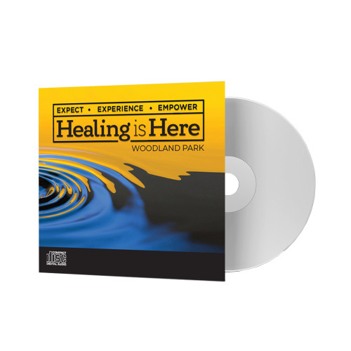 CD Album - Healing Is Here Aug '19