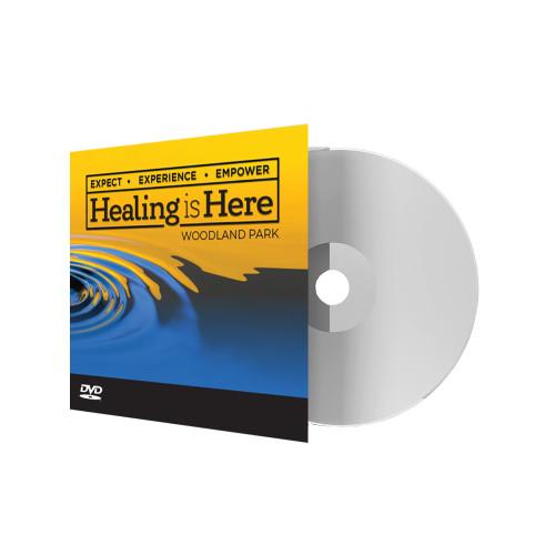 DVD Album - Healing Is Here Aug '19