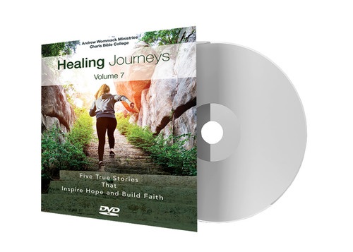 DVD Album - Healing Journeys Volume VII
