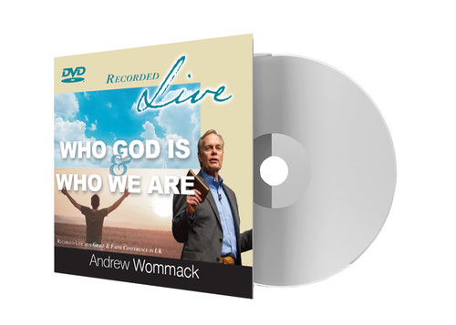 DVD Album - Who God Is and Who We Are