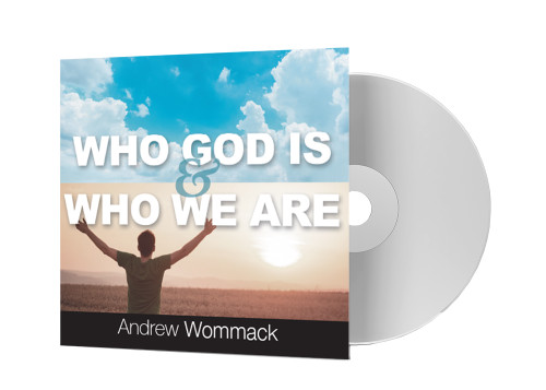 CD Album - Who God Is and Who We Are