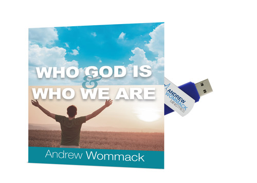 USB - Who God Is and Who We Are