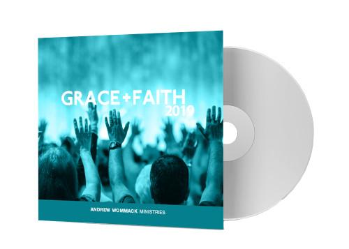 CD Album - Grace + Faith Conference UK 2019
