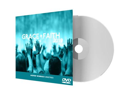 DVD Album - Grace + Faith Conference UK 2019
