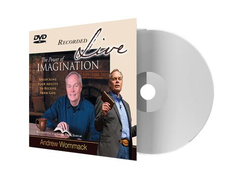 DVD Album - The Power of Imagination LIVE