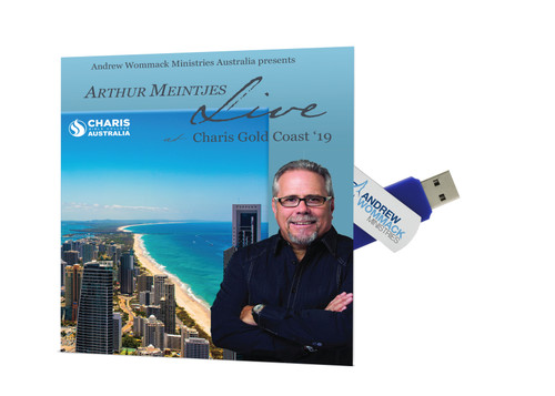 USB - Arthur Meintjes Live at Charis Gold Coast '19