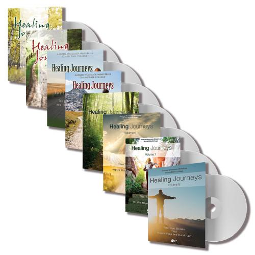 Healing Journeys - DVD Package
