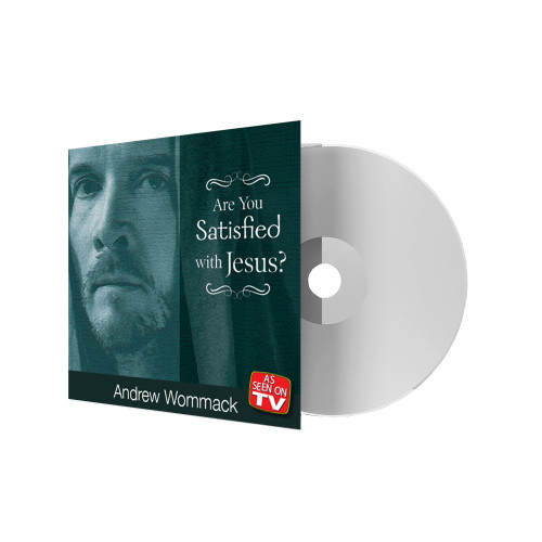 DVD Album - Are You Satisfied with Jesus