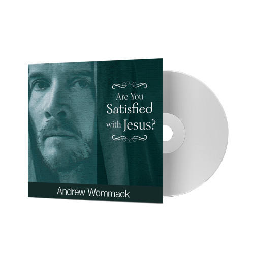 CD Album - Are You Satisfied with Jesus