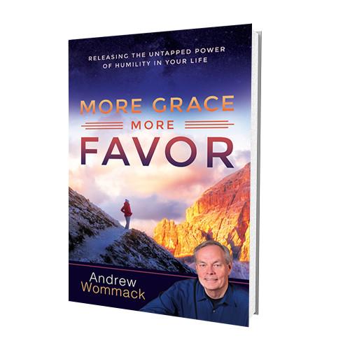 Book - More Grace, More Favor