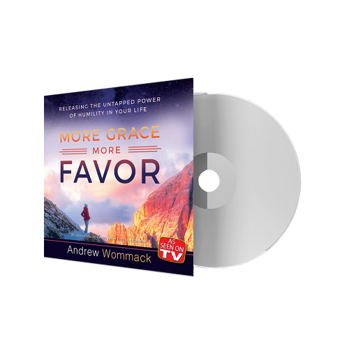 DVD Album - More Grace, More Favor