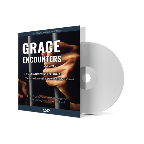 DVD  Album - Grace Encounters Volume II