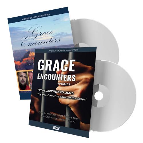 Grace Encounters - DVD Package