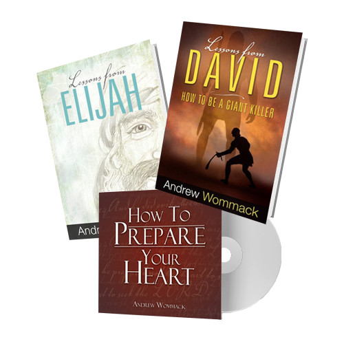 How to Prepare your Heart - CD Package