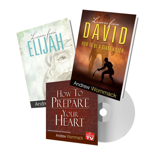 How to Prepare your Heart - DVD Package