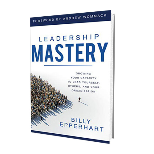 Book - Leadership Mastery - Billy Epperhart