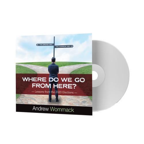 CD Album - Where Do We Go From Here?