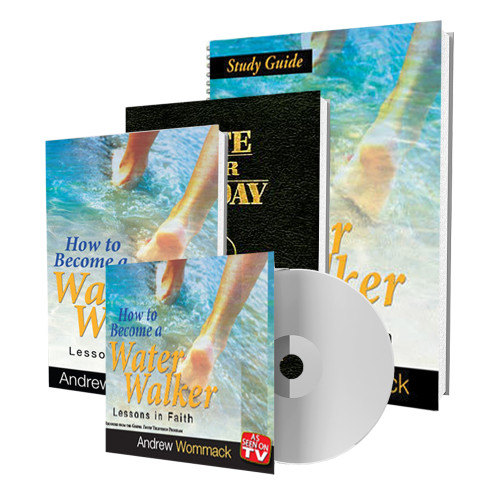 How To Become A Water Walker - DVD Package