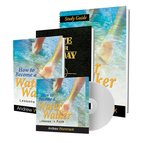 How To Become A Water Walker - CD Package