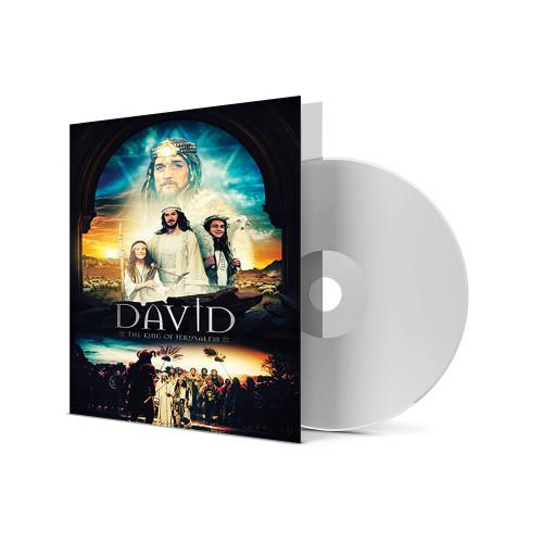 David, The King of Jerusalem Musical - DVD