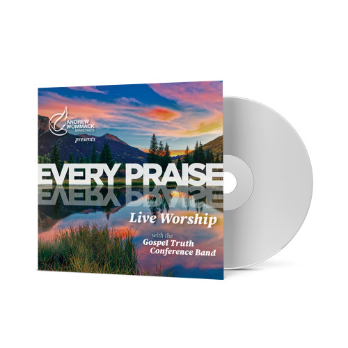 Every Praise - Live Worship CD