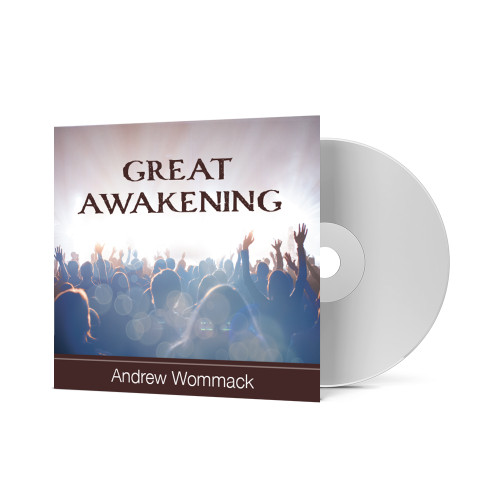 CD Album - Great Awakening