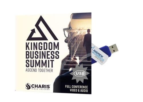 USB - Kingdom Business Summit 2021