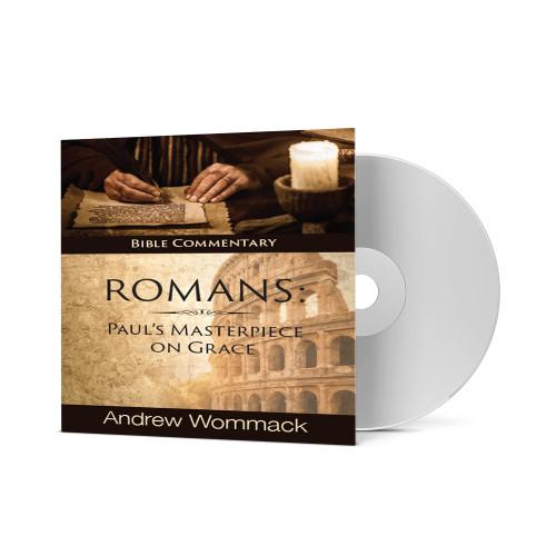 CD Album - Romans: Pauls Masterpiece on Grace