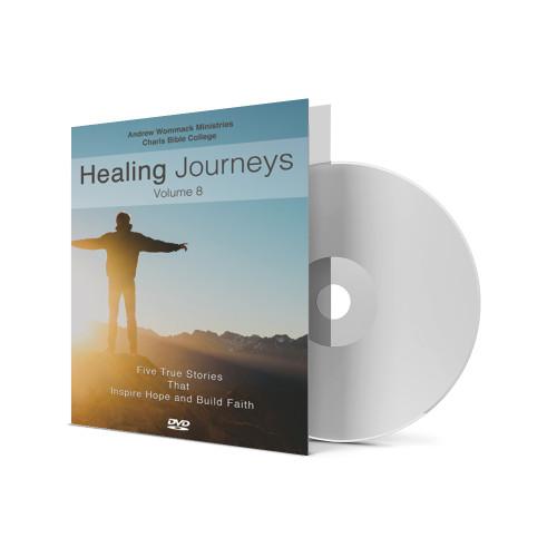 DVD Album - Healing Journeys Volume VIII
