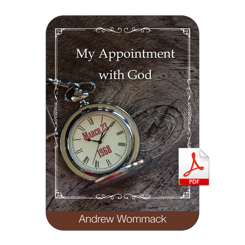 E-Book - My Appointment with God (PDF)