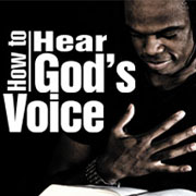 How to Hear God's Voice