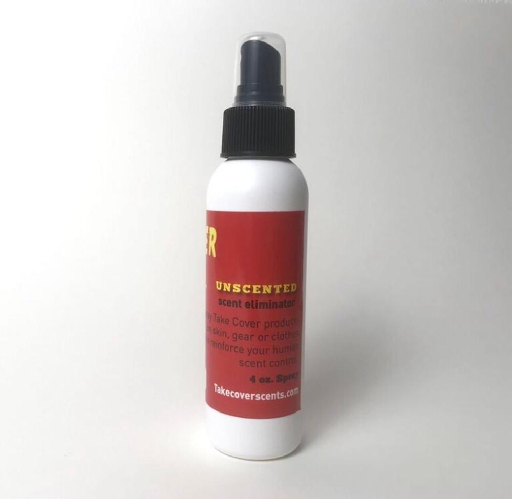 TakeCover Scent Eliminator unscented