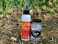 Pairing Scentballz Pay Dirt and TakeCover scent eliminator will turn you into a timber ninja. Eliminate your scent and add a hint of dirt to your hunt.