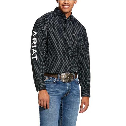 Ariat BradleyTeam Shirt Mens Multi