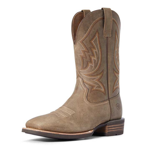 Ariat  Hardy Mens Boot Brown Bomber