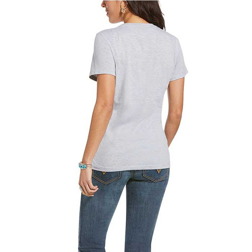 Ariat WOMENS DOWN ON THE FARM SS T-Shirt in ATHLETIC