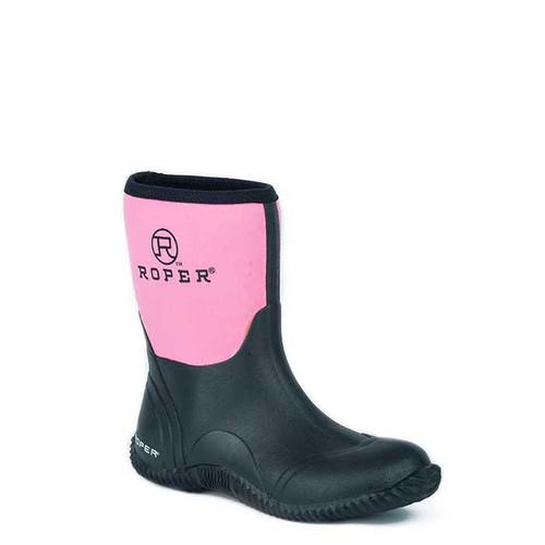 Roper Ladies Barnyard Pink
