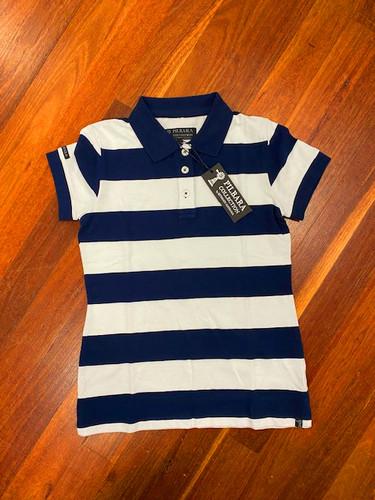 Ritemate Pilbara Ladies  Stripe Polo