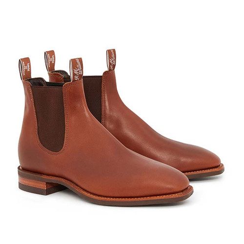 Comfort Craftsman in Caramel / Yearling G Fit