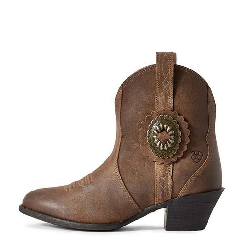 Ariat Cantina Womens Boots Sepia