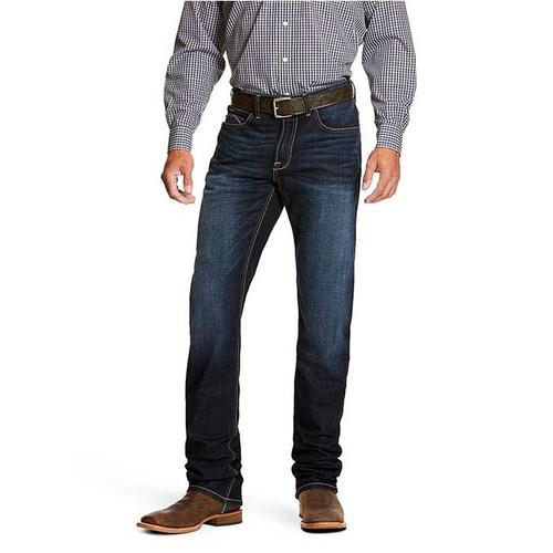 ARIAT MENS M1 BoSwell  Vintage Straight Leg