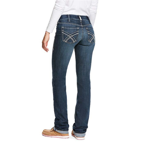 Ariat Real Low Rise Straight Gemstone