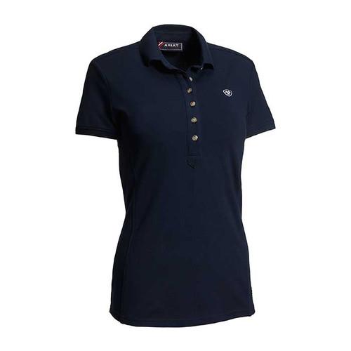 Ariat Ladies Prix 2.0 Polo Navy