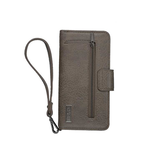 MADDIE WALLET IN TAUPE