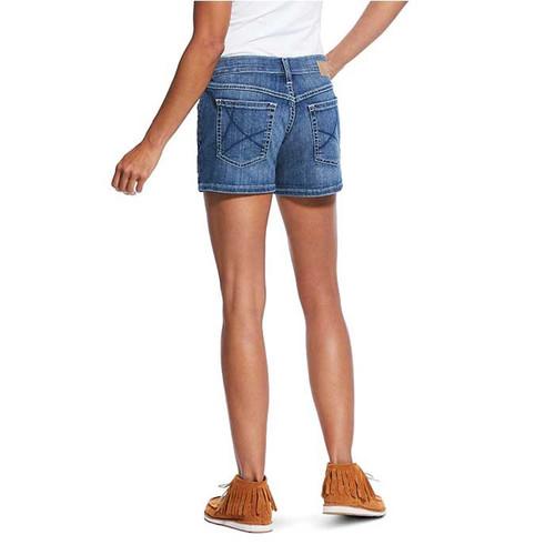 Ariat Ladies 5'' Denim Shorts Mika Eleanor
