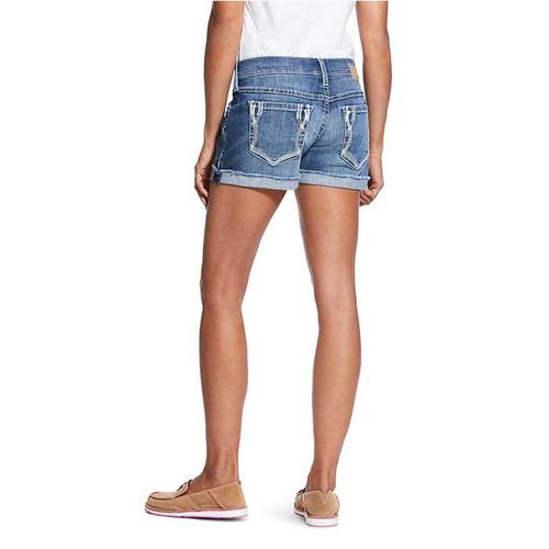 Ariat Ladies 5'' Denim Shorts Lonestar Sunstruck